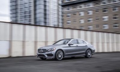 2015 Mercedes-Benz C Class Photos