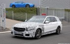 2015 Mercedes-Benz C63 AMG Wagon Spy Shots