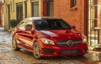 Mercedes-Benz CLA-Class Starting Price Rises To $32,425 For 2015