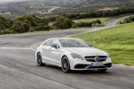2015 Mercedes-Benz CLS Class