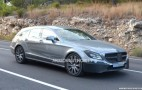 2015 Mercedes-Benz CLS Shooting Brake Spy Shots