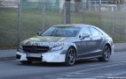 2015 Mercedes-Benz CLS63 AMG Spy Shots