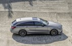 Next-Gen Mercedes-Benz CLS Likely To Drop Shooting Brake