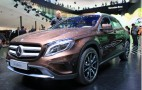 2015 Mercedes-Benz GLA Class Live Photos From Frankfurt