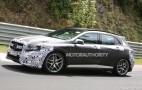 2015 Mercedes-Benz GLA45 AMG Spy Shots