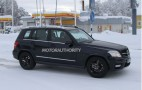 2015 Mercedes-Benz GLK Class Spy Shots