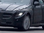 2015 Mercedes-Benz S Class Cabriolet spy shots