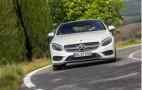 Mercedes Details 2015 S-Class Coupe's Curve Tilting Function