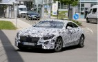 2015 Mercedes-Benz S Class Coupe Spy Shots (With Interior)