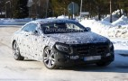 2015 Mercedes-Benz S Class Coupe Spy Video