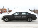 2015 Mercedes-Benz S Class Pullman spy shots