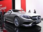 2015 Mercedes-Benz S-Class coupe, 2014 Geneva Motor Show