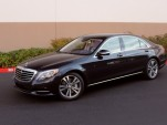 2015 Mercedes-Benz S550e Plug-In Hybrid: Quick Drive