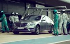 Mercedes S-Class Plug-In Hybrid Ad Highlights F1 Tech: Video