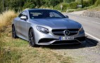 2015 Mercedes-Benz S63 AMG Coupe first drive review