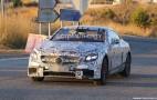 2015 Mercedes-Benz S63 AMG Coupe Spy Shots