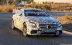 2015 Mercedes-Benz S63 AMG Coupe Spy Video