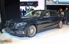 2015 Mercedes-Benz S65 AMG: 2013 L.A. Auto Show Video