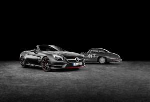 2015 Mercedes-Benz SL Mille Miglia 417