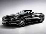 2015 Mercedes-Benz SL400 (European spec)