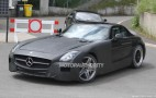 New Details Emerge On Mercedes' Upcoming SLC Sports Car