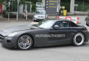 2015 Mercedes-Benz SLC AMG spy shots