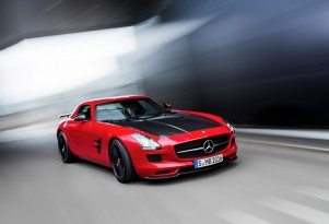 2015 Mercedes-Benz SLS AMG GT Final Edition