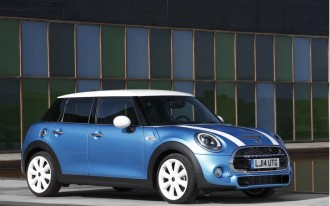 2015 MINI Cooper Adds New Five-Door Model