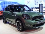 2015 MINI Countryman, 2014 New York Auto Show