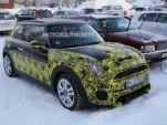 2015 MINI John Cooper Works spy shots