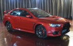 Mitsubishi Lancer Evolution Final Edition listed at $88,888
