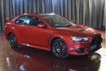 Mitsubishi Lancer Evolution Final Edition listed at $88,888