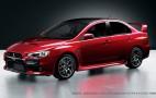 Mitsubishi Rolls Out Lancer Evolution Final Edition In Japan