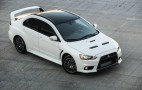 Last Mitsubishi Lancer Evolution ever made sells for $76,400