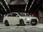 2015 Mitsubishi Lancer Evo Final Edition
