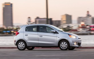 2014-2015 Mitsubishi Mirage Recalled For Corrosion & Potential Airbag Problem