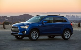 2015 Mitsubishi Outlander Sport Gets Bigger Engine, More HP