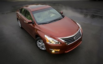 2013-2015 Nissan Altima Recalled For Faulty Hood Latch, 625,000 U.S. Vehicles Affected
