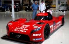 2015 Nissan GT-R LM NISMO Touches Down In Jay Leno's Garage: Video
