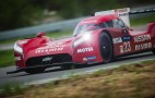 After Rough Start, Nissan Continues GT-R LM NISMO's Preparation For Le Mans