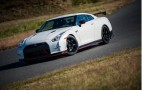 2015 Nissan GT-R NISMO Hits The Track: Video