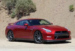 2015 Nissan GT-R  -  Quick Drive, June 2014