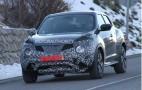 2015 Nissan Juke Spy Shots