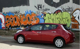 Nissan upgrades base Leaf S to 30 kwh battery, boosts price