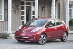 Nissan Leaf Electric Car: Ultimate G
