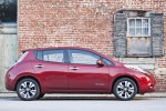 Longer-Range Leaf, 67 MPG Cross-Country Run, Cruze Hybrid Possible: The
