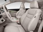 2015 Nissan Murano 2WD 4-door Platinum Front Seats