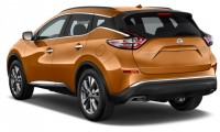 2015 Nissan Murano 2WD 4-door SV Angular Rear Exterior View
