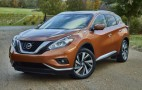 2015 Nissan Murano: First Drive