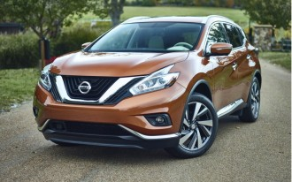 2015 Nissan Murano Video Road Test